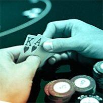 Poker Card & Chips