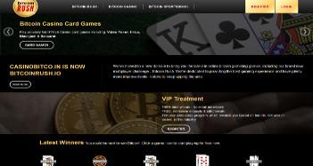 BitcoinRush Home
