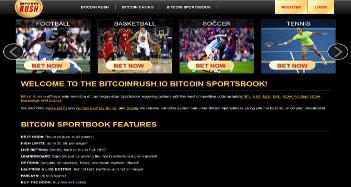 BitcoinRush Sportsbook