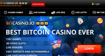 BitCasino.io Home