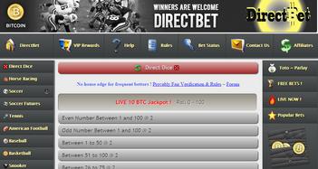 DirectBet DirectDice