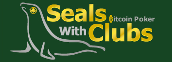 Seals with Club Casino Logo