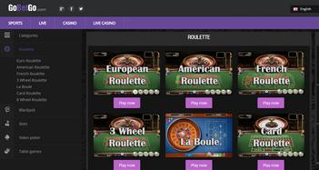 GoBetGo Casino