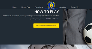 OLE Bitcoin How to Play