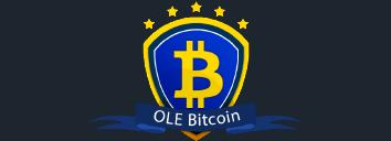 OLE Bitcoin Logo