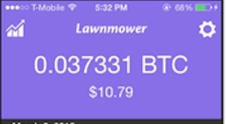 Lawnmower App