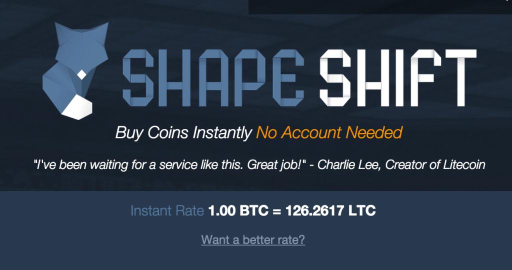 ShapeShift Leaves New York After New Bitlicense