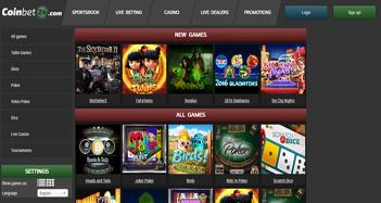 coinbet24 games