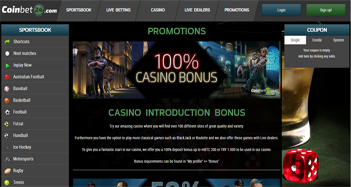 coinbet24 promotions