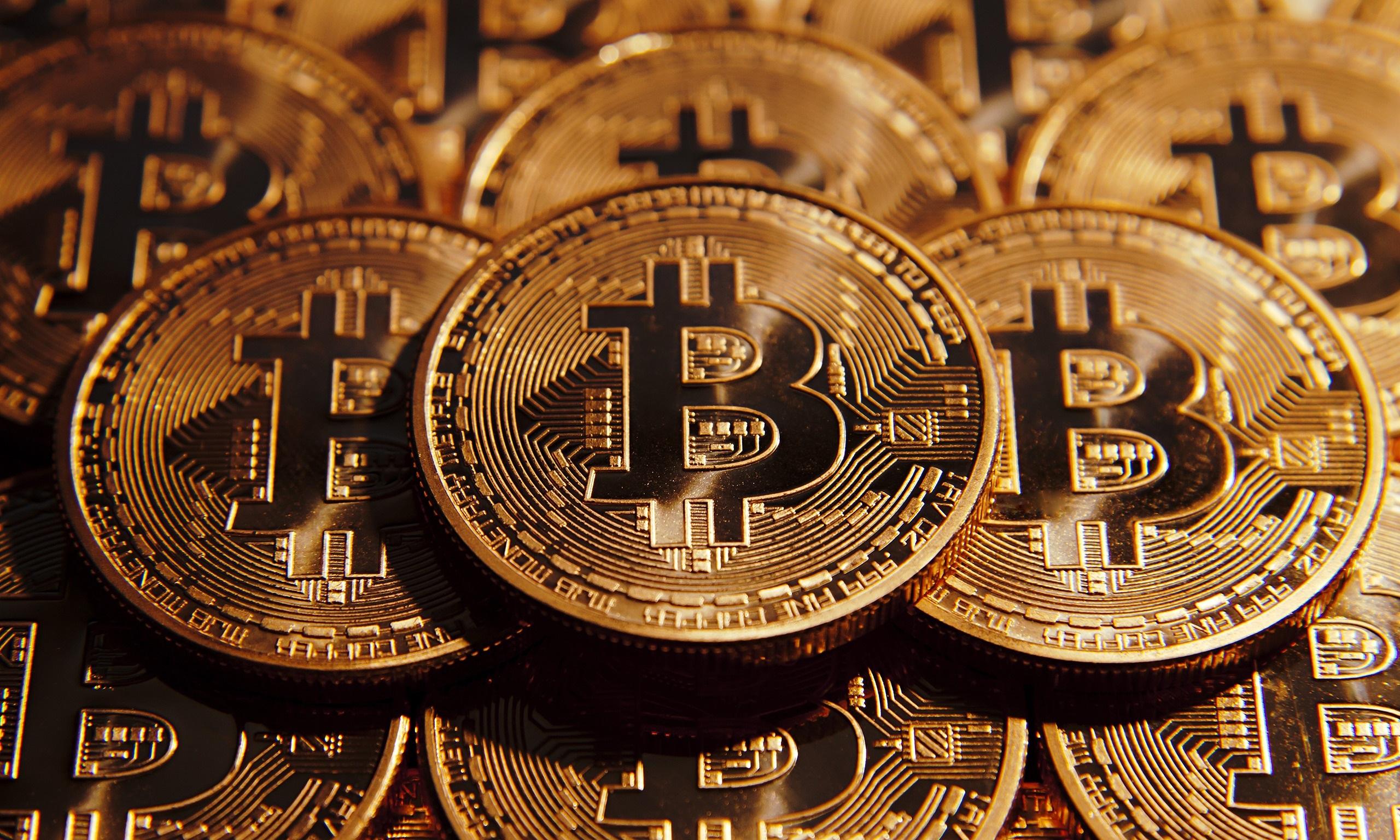Bitcoin Paper Bills