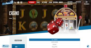 betphoenix casino home