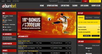 Burnbet Sportsbetting