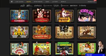 Coin178 Casino Games