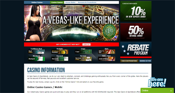Jazzsports Casino